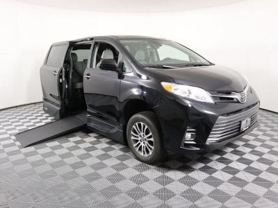 New Wheelchair Van for Sale - 2020 Toyota Sienna XLE Wheelchair Accessible Van VIN: 5TDYZ3DC9LS022532