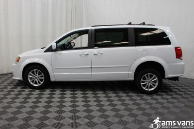 2015 Dodge Grand Caravan Wheelchair Van For Sale -- Thumb #10