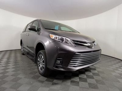 New Wheelchair Van for Sale - 2020 Toyota Sienna XLE NAV Wheelchair Accessible Van VIN: 5TDYZ3DC3LS087425