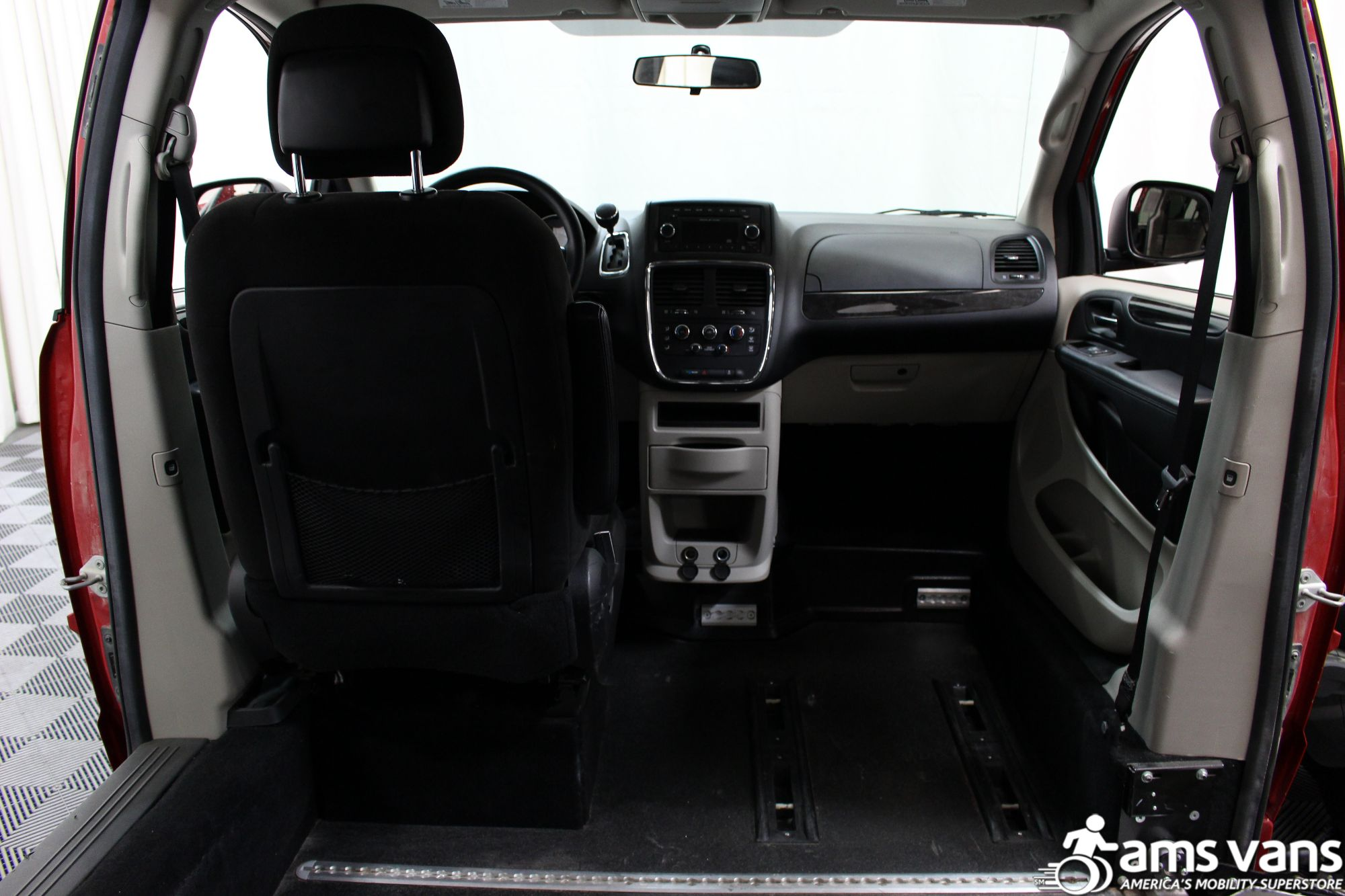 2012 Dodge Grand Caravan SXT Wheelchair Van For Sale #6