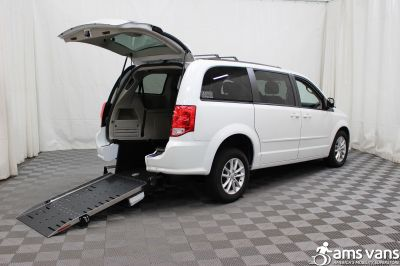 2015 Dodge Grand Caravan Wheelchair Van For Sale -- Thumb #1