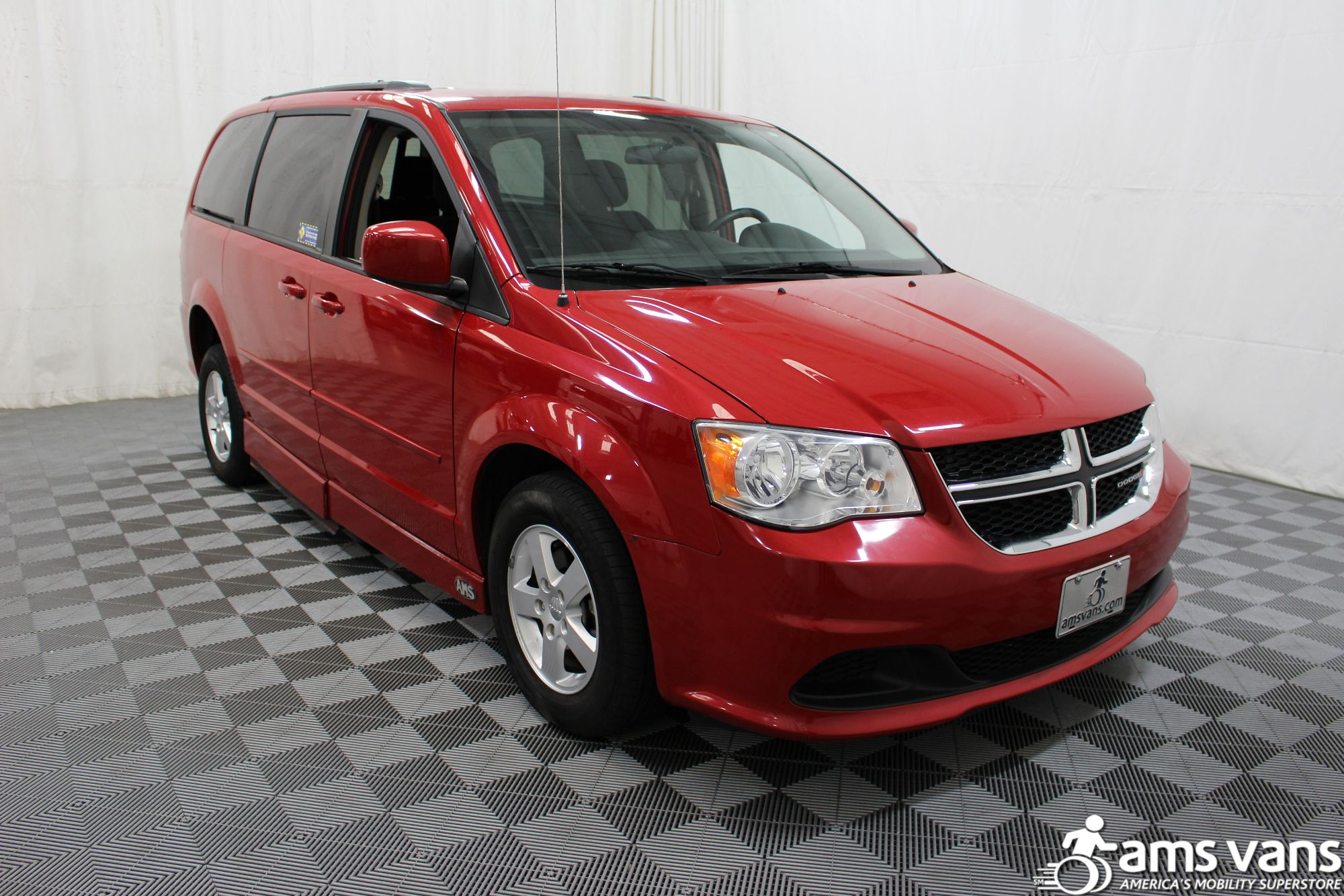 2012 Dodge Grand Caravan SXT Wheelchair Van For Sale #10