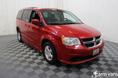 2012 Dodge Grand Caravan Wheelchair Van For Sale -- Thumb #10