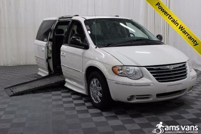 2005 Chrysler Town and Country Wheelchair Van For Sale
