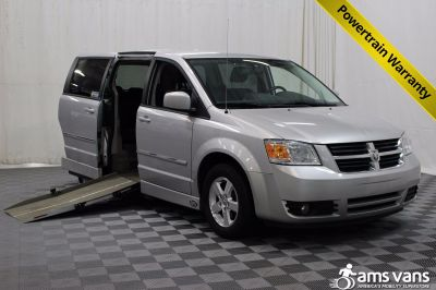 2008 Dodge Grand Caravan Wheelchair Van For Sale -- Thumb #1