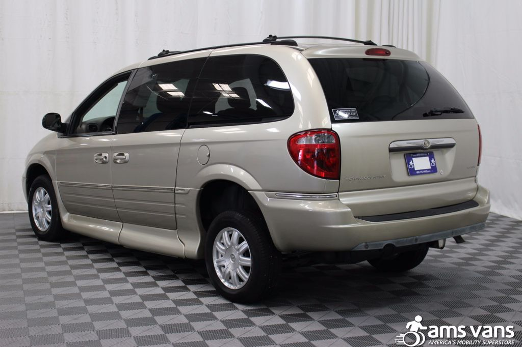 2005 Chrysler Town and Country Touring Wheelchair Van For Sale #16