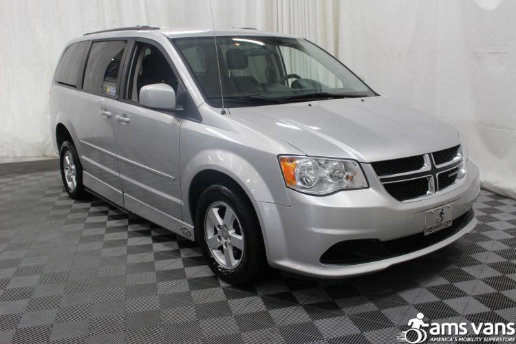 2011 Dodge Grand Caravan Mainstreet Wheelchair Van For Sale #7