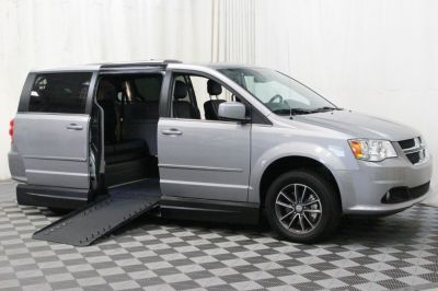 Used Wheelchair Van for Sale - 2017 Dodge Grand Caravan SXT Wheelchair Accessible Van VIN: 2C4RDGCG4HR767977