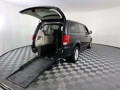 New Wheelchair Van for Sale - 2019 Dodge Grand Caravan SXT Wheelchair Accessible Van VIN: 2C4RDGCGXKR744808