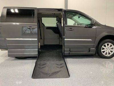 Used Wheelchair Van for Sale - 2015 Chrysler Town & Country Touring Wheelchair Accessible Van VIN: 2C4RC1BG8FR644326