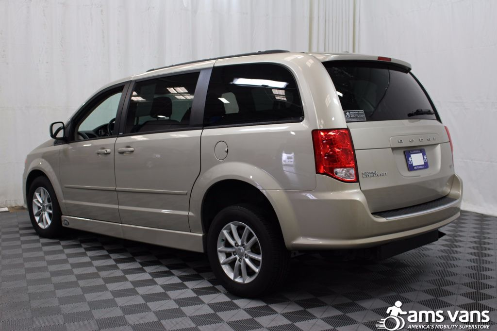 2013 Dodge Grand Caravan SXT Wheelchair Van For Sale #13