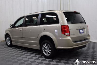 2013 Dodge Grand Caravan Wheelchair Van For Sale -- Thumb #13