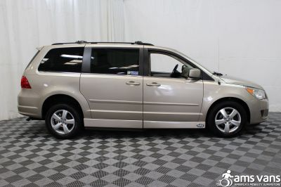 2009 Volkswagen Routan Wheelchair Van For Sale -- Thumb #13