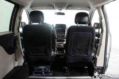 2011 Dodge Grand Caravan Wheelchair Van For Sale -- Thumb #5