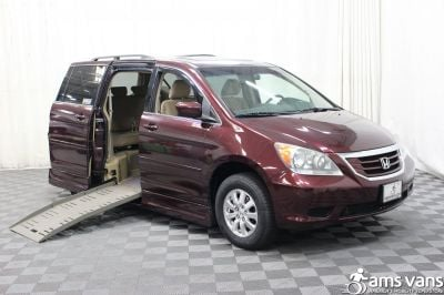2010 Honda Odyssey Wheelchair Van For Sale