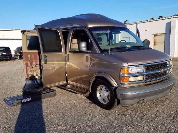 Used Ford Cars Trucks Suvs Vans For Sale: Certified Used Wheelchair Vans And Handicap Accessible