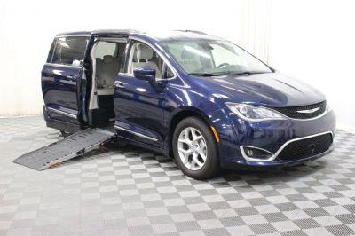 New Wheelchair Van for Sale - 2017 Chrysler Pacifica Touring-L Plus Wheelchair Accessible Van VIN: 2C4RC1EG3HR597835