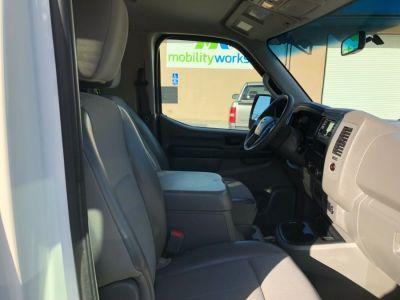 WHITE Nissan NV Passenger image number 12