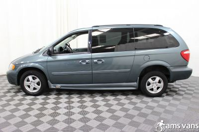 2007 Dodge Grand Caravan Wheelchair Van For Sale -- Thumb #10