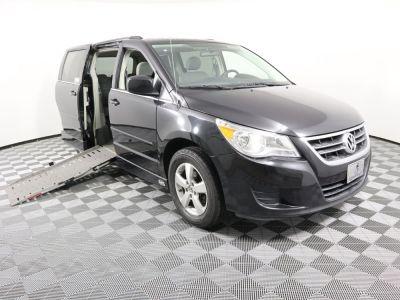 Used Wheelchair Van for Sale - 2009 Volkswagen Routan SE Wheelchair Accessible Van VIN: 2V8HW34199R553842