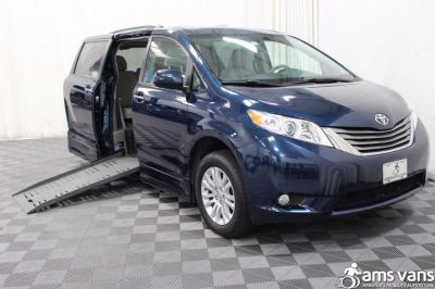 Used 2011 Toyota Sienna XLE Wheelchair Van