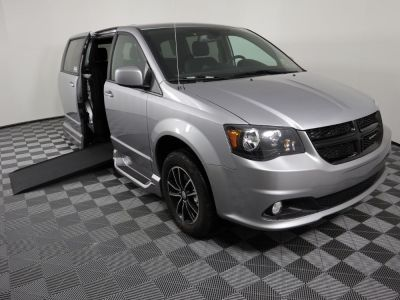 Handicap Van for Sale - 2019 Dodge Grand Caravan SE Wheelchair Accessible Van VIN: 2C7WDGBG7KR585897
