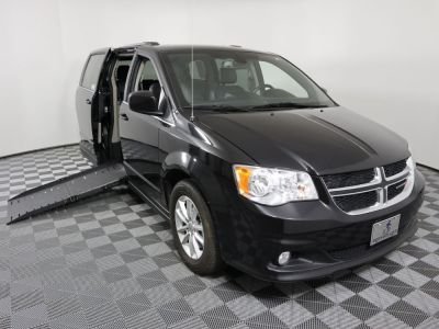 New Wheelchair Van for Sale - 2019 Dodge Grand Caravan SXT Wheelchair Accessible Van VIN: 2C4RDGCG1KR749394