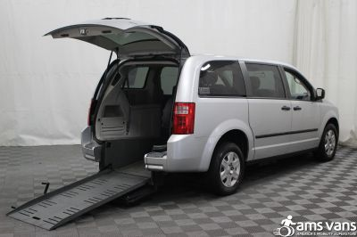 Used 2008 Dodge Grand Caravan SE Wheelchair Van