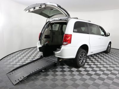 Used Wheelchair Van for Sale - 2017 Dodge Grand Caravan SXT Wheelchair Accessible Van VIN: 2C4RDGCG4HR852902