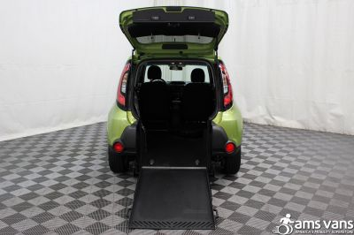 2015 Kia Soul Wheelchair Van For Sale -- Thumb #2