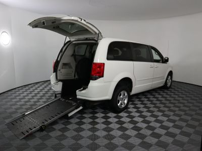 Used Wheelchair Van for Sale - 2013 Dodge Grand Caravan SXT Wheelchair Accessible Van VIN: 2C4RDGCG2DR502937