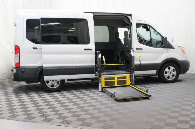 2017 Ford Transit Passenger Wheelchair Van For Sale