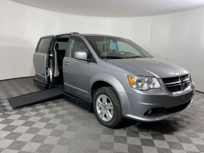 New Wheelchair Van for Sale - 2019 Dodge Grand Caravan SXT Wheelchair Accessible Van VIN: 2C4RDGCG4KR771180