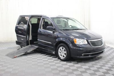 Used Wheelchair Van for Sale - 2013 Chrysler Town & Country Touring Wheelchair Accessible Van VIN: 2C4RC1BG0DR611883
