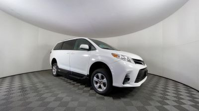 New Wheelchair Van for Sale - 2019 Toyota Sienna LE Standard Wheelchair Accessible Van VIN: 5TDKZ3DC4KS980336