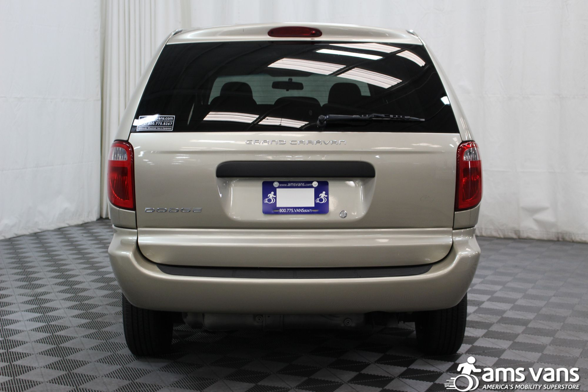 2007 Dodge Grand Caravan SE Wheelchair Van For Sale #14