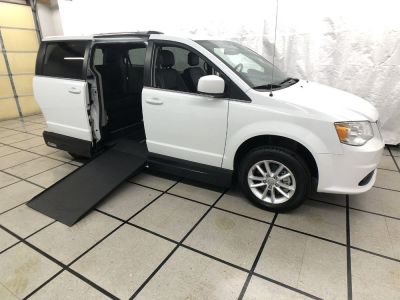 New Wheelchair Van for Sale - 2018 Dodge Grand Caravan SXT Wheelchair Accessible Van VIN: 2C4RDGCG4JR282065