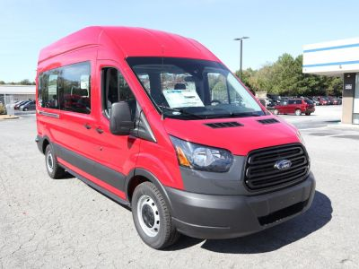 Handicap Van for Sale - 2019 Ford Transit High Roof 350 - 12 Wheelchair Accessible Van VIN: 1FBZX2XM7KKB49105