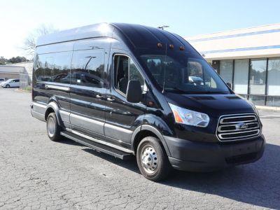 New Wheelchair Van for Sale - 2019 Ford Transit Passenger High Roof 350 HD XLT - 15 Wheelchair Accessible Van VIN: 1FBVU4XM5KKA00937