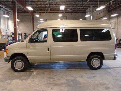 eb7613af76 Wheelchair Van - Used 2006 Ford E-Series Wagon 6HA07835A - MobilityWorks