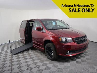 Handicap Van for Sale - 2019 Dodge Grand Caravan SE PLUS Wheelchair Accessible Van VIN: 2C7WDGBG8KR798468