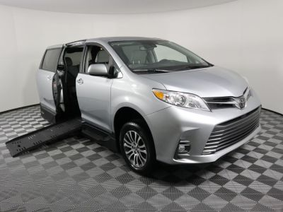 New Wheelchair Van for Sale - 2020 Toyota Sienna XLE Wheelchair Accessible Van VIN: 5TDYZ3DC0LS084434