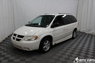 2006 Dodge Grand Caravan Wheelchair Van For Sale -- Thumb #6