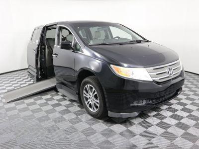 Used Wheelchair Van for Sale - 2011 Honda Odyssey EX Wheelchair Accessible Van VIN: 5FNRL5H48BB037630