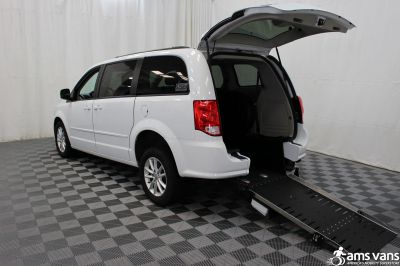 2016 Dodge Grand Caravan Wheelchair Van For Sale -- Thumb #2