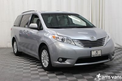 Used 2015 Toyota Sienna XLE Wheelchair Van