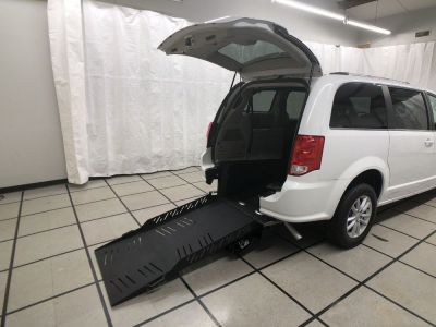 New Wheelchair Van for Sale - 2019 Dodge Grand Caravan SXT Wheelchair Accessible Van VIN: 2C4RDGCGXKR724011
