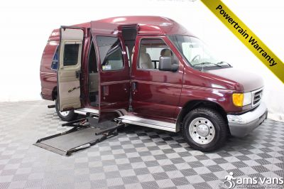Used 2005 Ford E-Series Chassis E-250 SD Wheelchair Van