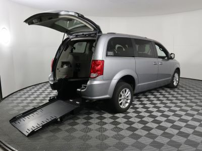 New Wheelchair Van for Sale - 2019 Dodge Grand Caravan SXT Wheelchair Accessible Van VIN: 2C4RDGCG0KR689365
