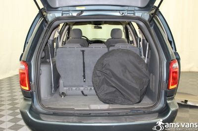 2007 Dodge Grand Caravan Wheelchair Van For Sale -- Thumb #5